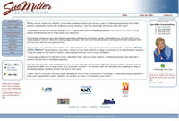 Website Design Sue Miller Presentations